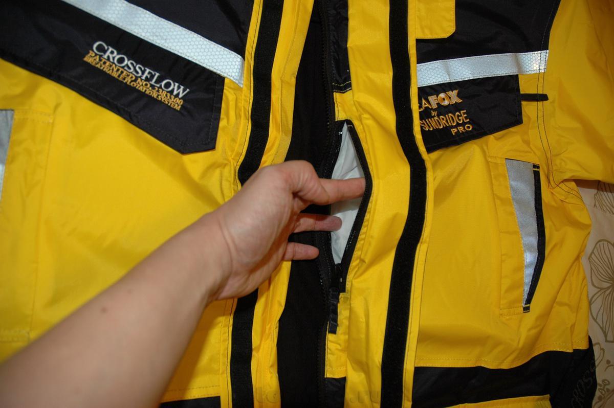 костюм поплавок seafox crossflow branch two цена