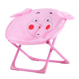 Child Moon Chair Pig