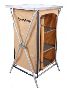 Alu Easy Folding Wardrobe [3835]
