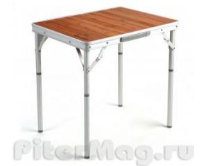 Bamboo Alu Folding Table [KC3839]