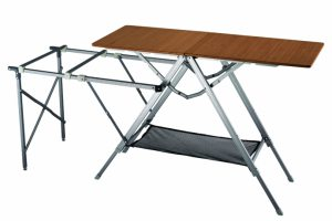 Bamboo One Action Kitchen Table [KN8FN0113]