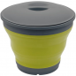 Outwell Collaps Bucket w/lid Green [650224]