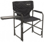 Chino Hills with side table Black [470219]