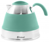 Outwell Collaps Kettle Turquoise Blue 2.5L [650657]