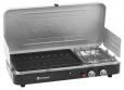 Outwell Chef Cooker 2-Burner Stove w Grill [650256]